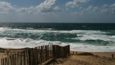 Surf report FR, Vieux Boucau (40) du 2011-08-26 16:12:00