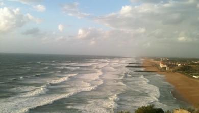 Surf report FR, Anglet VVF (64) du 2011-08-27 08:15:00