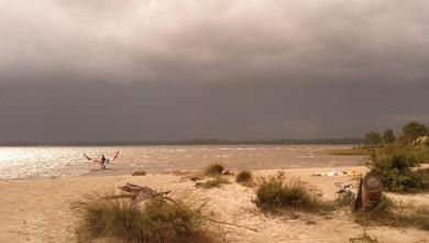 Surf report FR, Lacanau Lac (33) du 2011-08-26 13:00:00