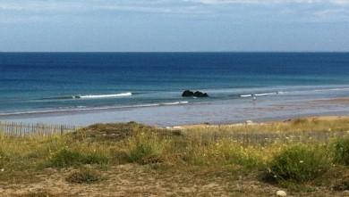 Surf report FR, Quiberon - Port Bara (56) du 2011-08-31 10:00:00