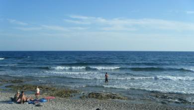 wave report FR, Sausset-les-Pins - L'Hermitage (13) du 2011-09-01 18:20:00