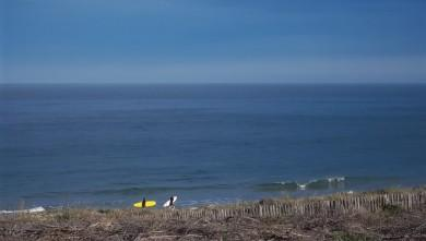 Surf report FR, Lacanau Océan - La Nord (33) du 2011-09-02 05:00:00