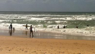Surf report FR, Lacanau Océan - La Nord (33) du 2011-09-05 15:35:00