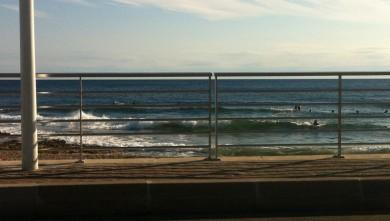 wave report FR, Sausset les Pins - Plage du Port (13) du 2011-09-05 17:00:00
