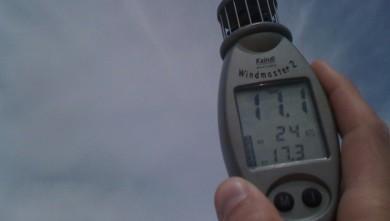 wave report FR, La Palmyre - Bonne-Anse (17) du 2011-09-06 13:10:00