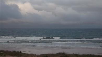 wave report FR, Lacanau Océan - La Nord (33) du 2011-09-08 08:45:00