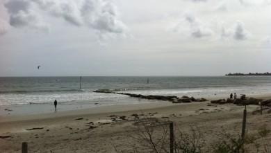 Surf report FR, L'ïle Tudy (29) du 2011-09-11 14:52:00