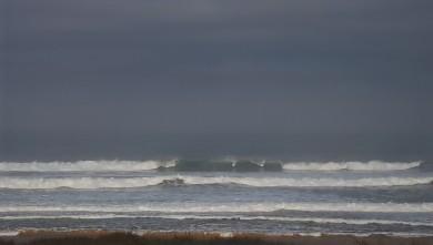 Surf report FR, Lacanau Océan - La Nord (33) du 2011-09-13 08:45:00