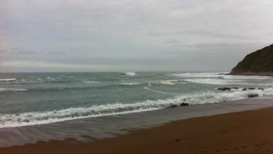 Surf report FR, Erromardie - Acotz (64) du 2011-09-14 08:00:00
