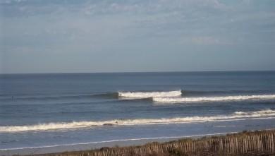 wave report FR, Lacanau Océan - La Nord (33) du 2011-09-15 09:05:00