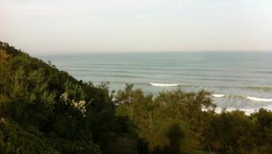 wave report FR, Bidart Centre (64) du 2011-09-15 09:23:00