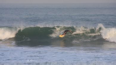 Surf report FR, Biarritz - Grande Plage (64) du 2011-09-15 09:00:00