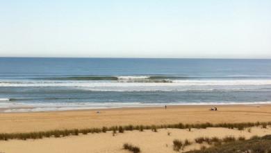 wave report FR, Le Grand Crohot (33) du 2011-09-15 11:00:00