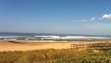 Surf report FR, Lacanau Océan - La Nord (33) du 2011-09-15 12:06:00
