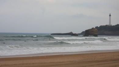 wave report FR, Biarritz - Grande Plage (64) du 2011-09-16 09:00:00