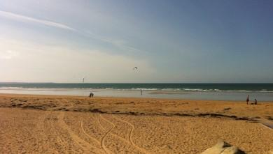 Surf report FR, Sainte Barbe (56) du 2011-09-16 11:55:00