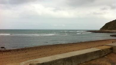 surf report FR, Erromardie - Acotz (64)