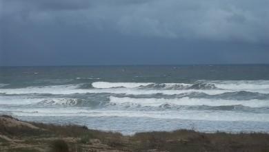 Surf report FR, Lacanau Océan - La Nord (33) du 2011-09-19 09:00:00