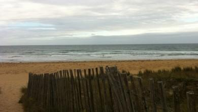 Surf report FR, Sainte Barbe (56) du 2011-09-19 09:00:00