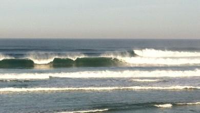 Surf report FR, Mimizan - Plage Garluche (40) du 2011-09-21 09:00:00