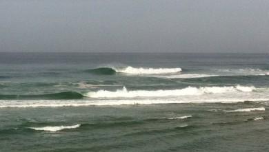 wave report FR, Mimizan - Plage Garluche (40) du 2011-09-21 11:00:00