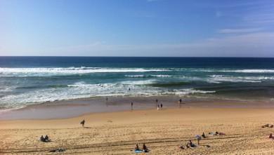 Surf report FR, Mimizan - Plage Garluche (40) du 2011-09-21 16:00:00