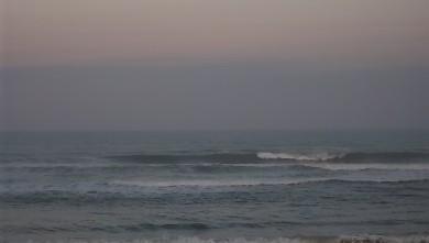 wave report FR, Lacanau Océan - La Nord (33) du 2011-09-22 08:35:00