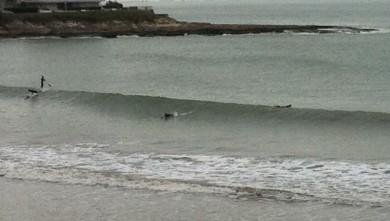 Surf report FR, Royan - Pontaillac (17) du 2011-09-22 14:08:00