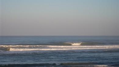 wave report FR, Lacanau Océan - La Nord (33) du 2011-09-23 09:00:00