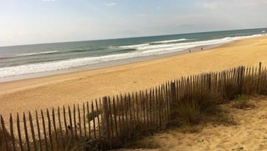 Surf report FR, Lacanau Océan - La Sud (33) du 2011-09-24 16:53:00