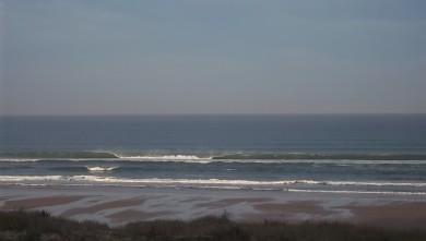 Surf report FR, Lacanau Océan - La Nord (33) du 2011-09-26 09:00:00