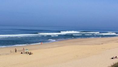 wave report FR, Cap-Ferret - Plage de L'Horizon (33) du 2011-09-26 12:35:00