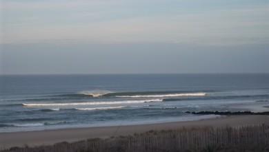 wave report FR, Lacanau Océan - La Nord (33) du 2011-09-27 08:40:00
