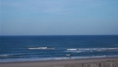 wave report FR, Lacanau Océan - La Nord (33) du 2011-09-28 09:50:00