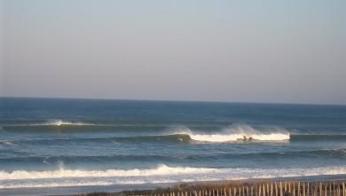 Surf report FR, Lacanau Océan - La Nord (33) du 2011-09-30 09:00:00