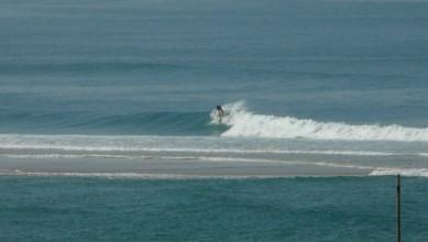 Surf report FR, Cap de l'Homy (40) du 2011-09-30 12:00:00