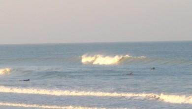 Surf report FR, Grand Village (17) du 2011-10-01 09:00:00