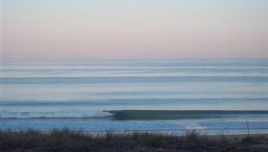 Surf report FR, Lacanau Océan - La Nord (33) du 2011-10-03 09:00:00
