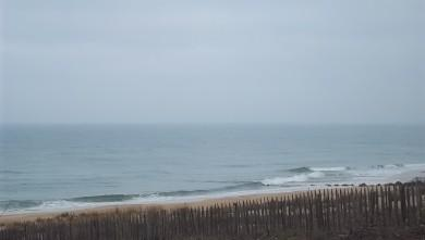 Surf report FR, Lacanau Océan - La Nord (33) du 2011-10-04 09:45:00