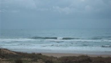 Surf report FR, Lacanau Océan - La Nord (33) du 2011-10-07 08:45:00