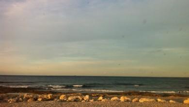 Surf report FR, Sausset les Pins - Plage du Port (13) du 2011-10-08 08:00:00