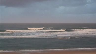 Surf report FR, Lacanau Océan - La Nord (33) du 2011-10-08 09:00:00