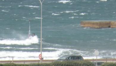 Surf report FR, Le Prado (13) du 2011-10-08 11:00:00