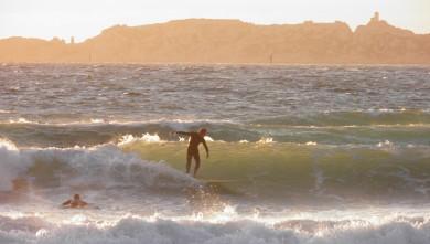 Surf report FR, Le Prado (13) du 2011-10-08 17:50:00