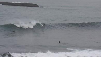 Surf report FR, Biarritz - Grande Plage (64) du 2011-10-11 09:00:00