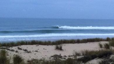 Surf report FR, Le Grand Crohot (33) du 2011-10-13 08:00:00