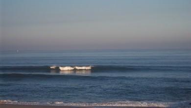 Surf report FR, Lacanau Océan - La Nord (33) du 2011-10-16 09:20:00