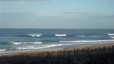 Surf report FR, Lacanau Océan - La Nord (33) du 2011-10-20 09:35:00