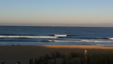 Surf report FR, Le Grand Crohot (33) du 2011-10-21 09:00:00