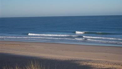 Surf report FR, Lacanau Océan - La Nord (33) du 2011-10-21 09:45:00